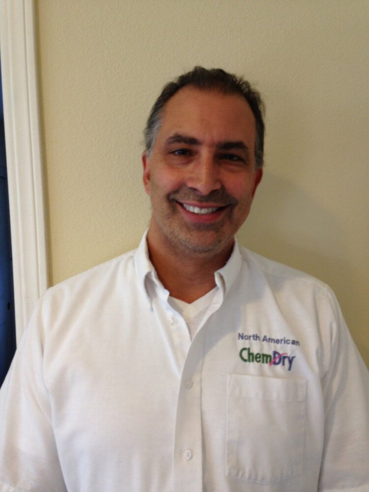 North American Chem-Dry - Sonoma Owner, Mike Rivera