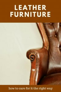 Hereu0027s The Thing, If You Have Leather Furniture, Itu0027s Probably Because You  Love The Look Of Leather Furniture. You Want To Make Sure That It Continues  To ...