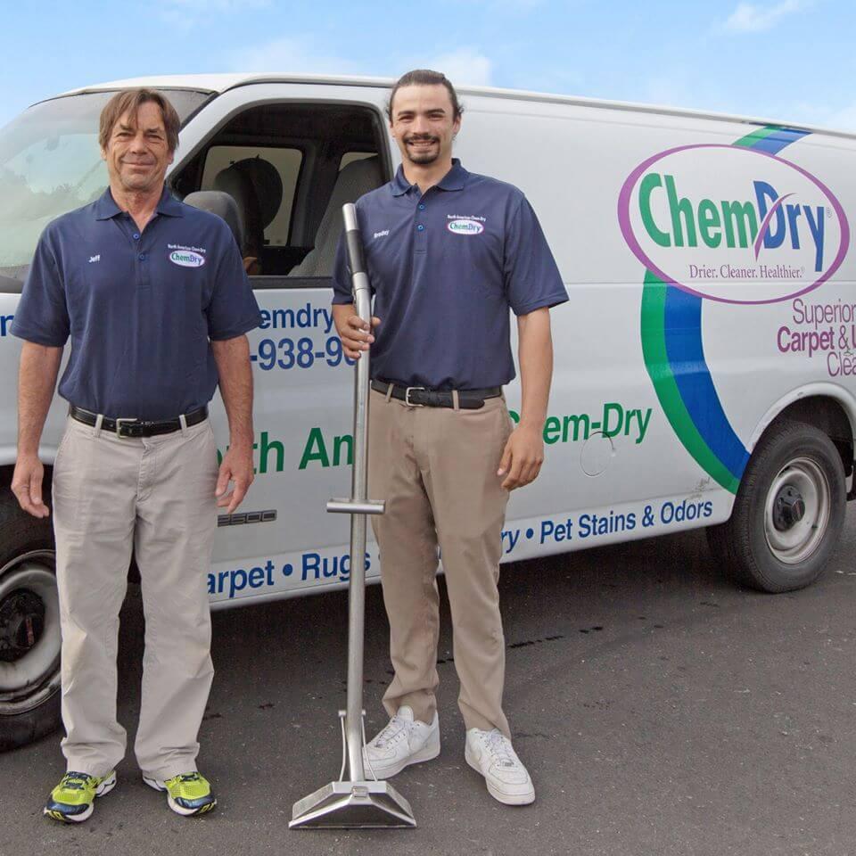 carpet cleaning sonoma team