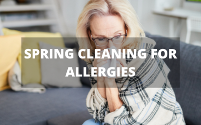 Spring Cleaning For Allergies