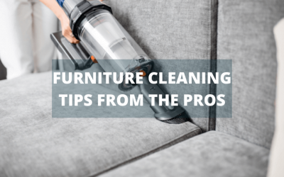 Furniture Cleaning from the Pros